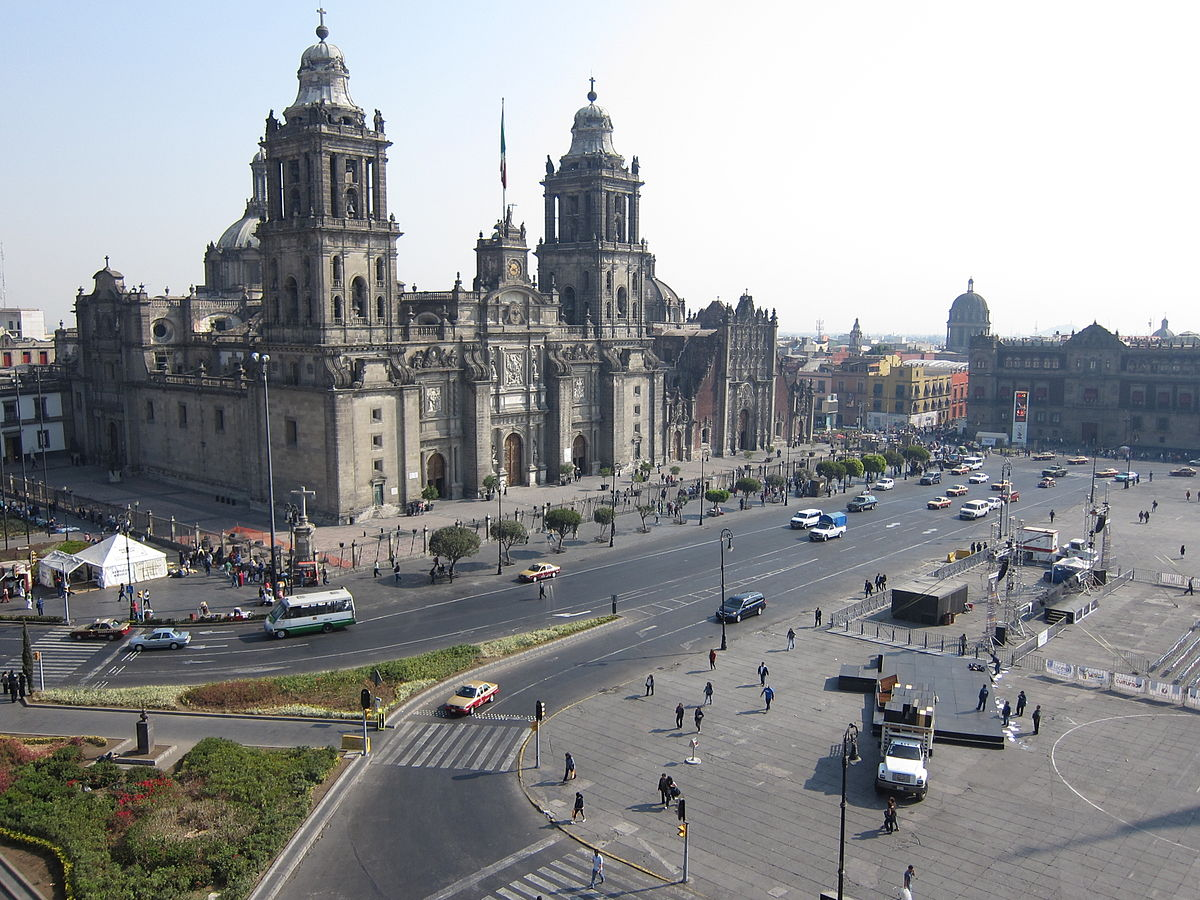 Mexico City is one of the best capital cities in Latin America ... photo by CC user 44124372247@N01 on Flickr
