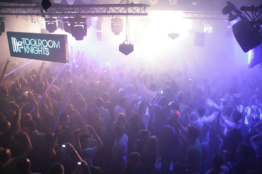 The Minstry of Sound is one of the best clubs in London ... photo by CC user 16882531@N06 on Flickr