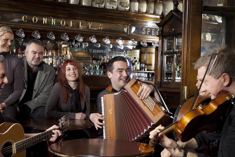 The Top Galway Traditional Music Pubs will make your visit there memorable