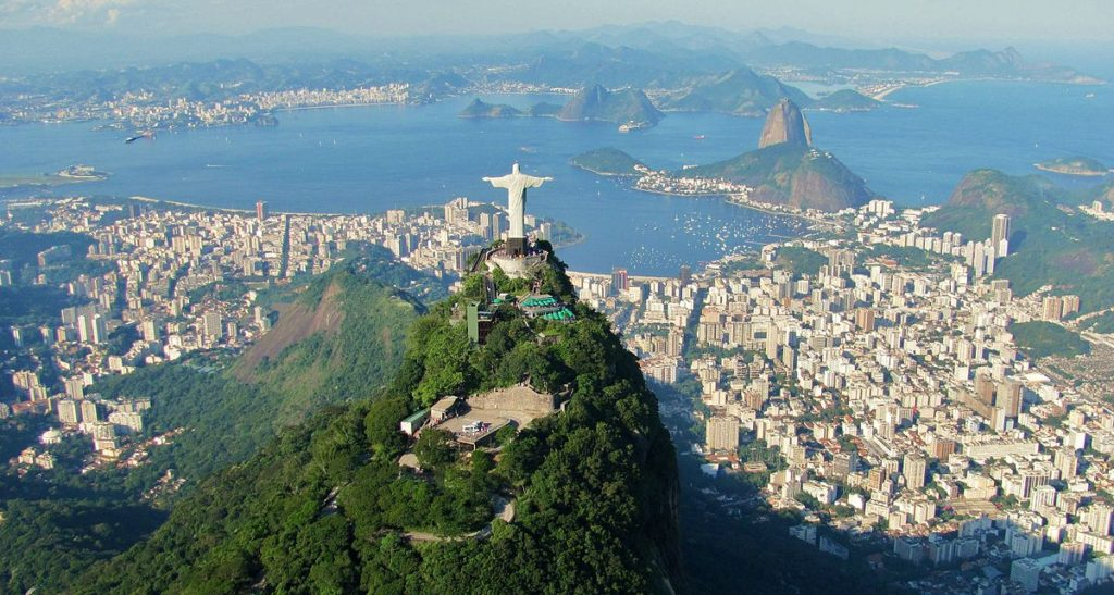 Ready for a Venture to Brazil? With sights like this, you had better be! :)